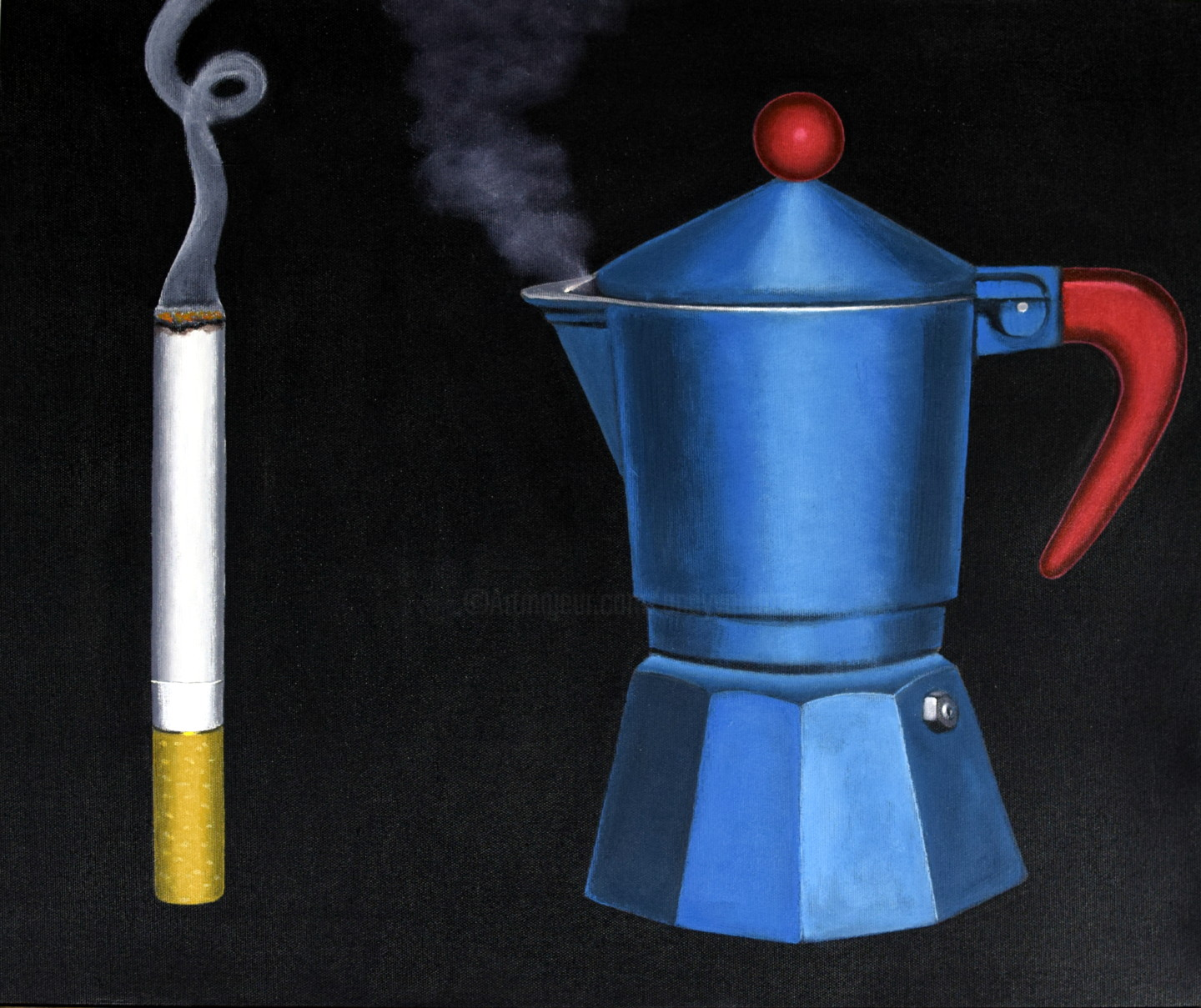 Andrea Vandoni - SMOKERS