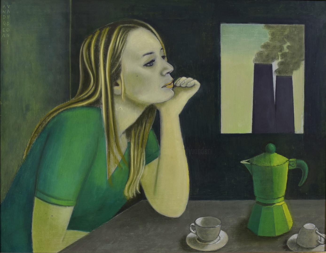 Andrea Vandoni - AT SUNSET