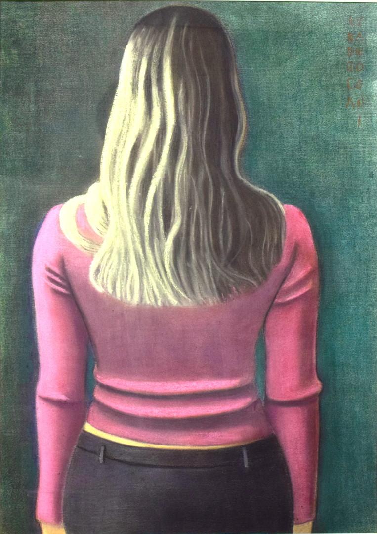 Andrea Vandoni - PORTRAIT OF A GIRL