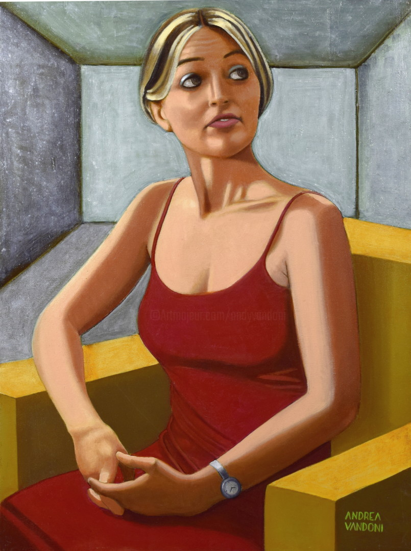 Andrea Vandoni - THE GIRL IN THE BOX