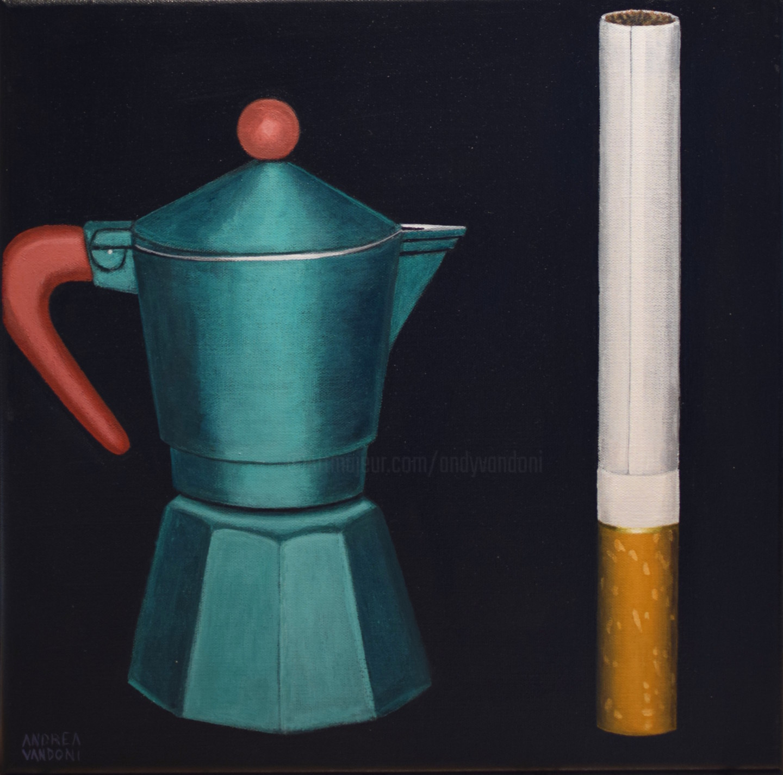 Andrea Vandoni - COFFEE AND CIGARETTE 4