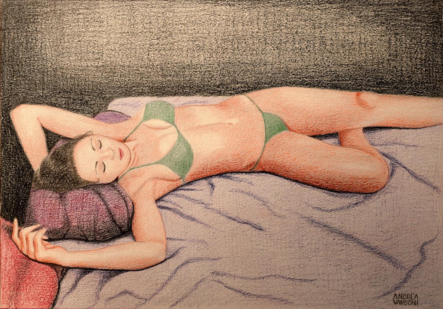 Andrea Vandoni - SUMMER SLEEP