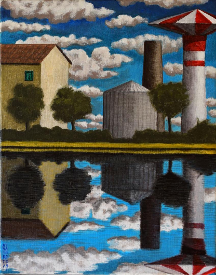Andrea Vandoni - REFLECTIONS