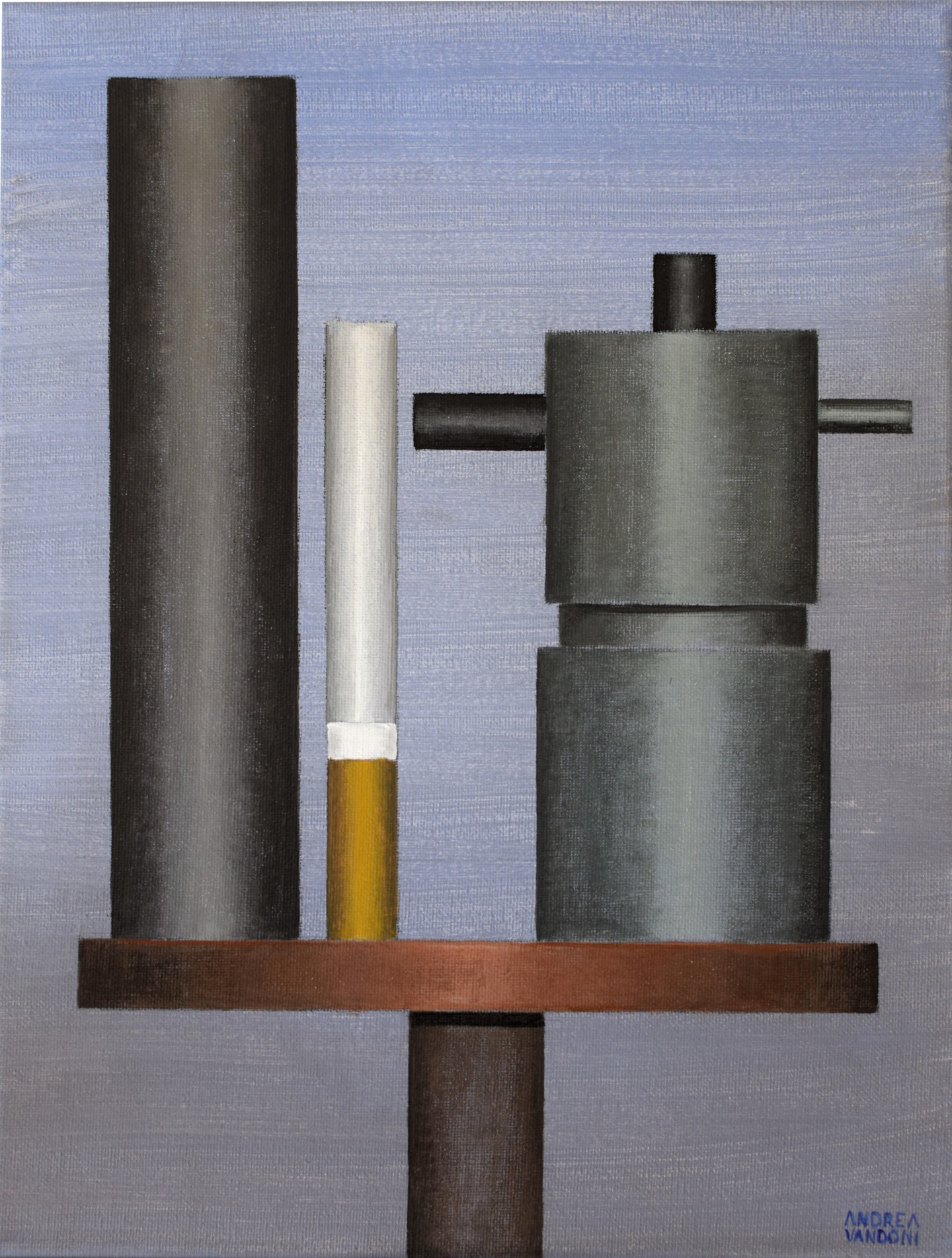 Andrea Vandoni - RECTANGLES OR CYLINDERS 2