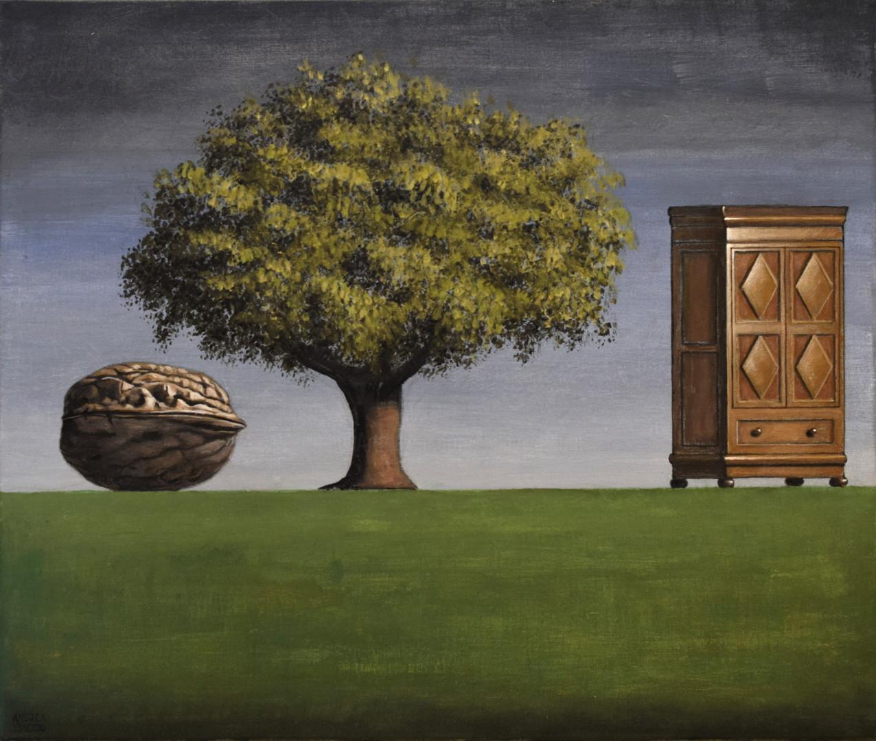 Andrea Vandoni - THE THREE AGES