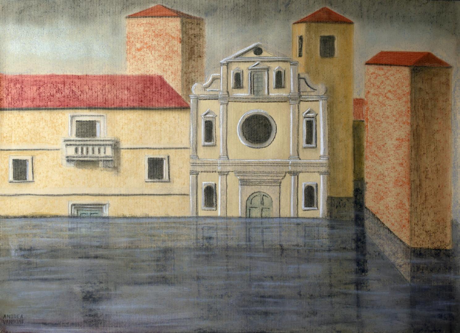 Andrea Vandoni - NOT VENICE