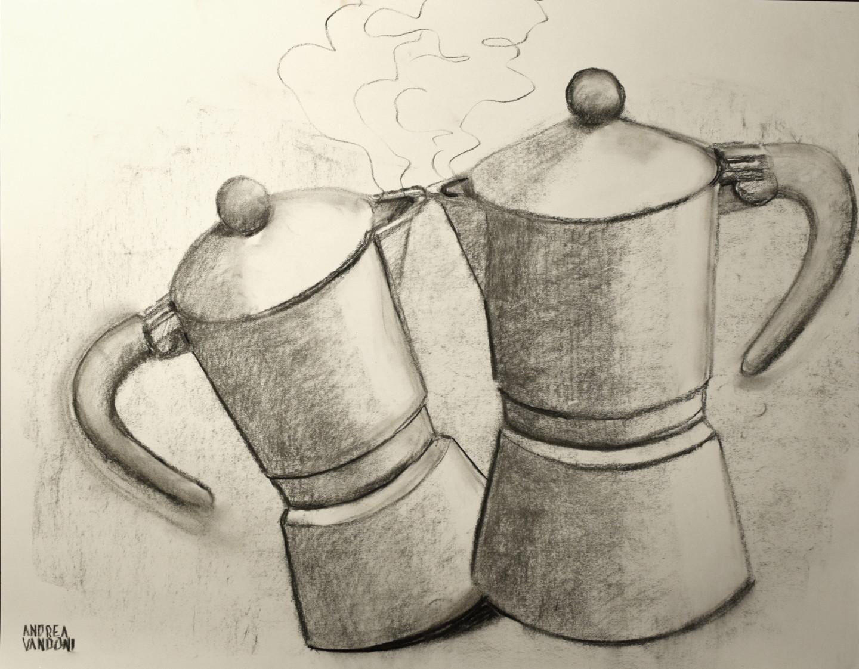 Andrea Vandoni - STUDIO SULLE CAFFETTIERE