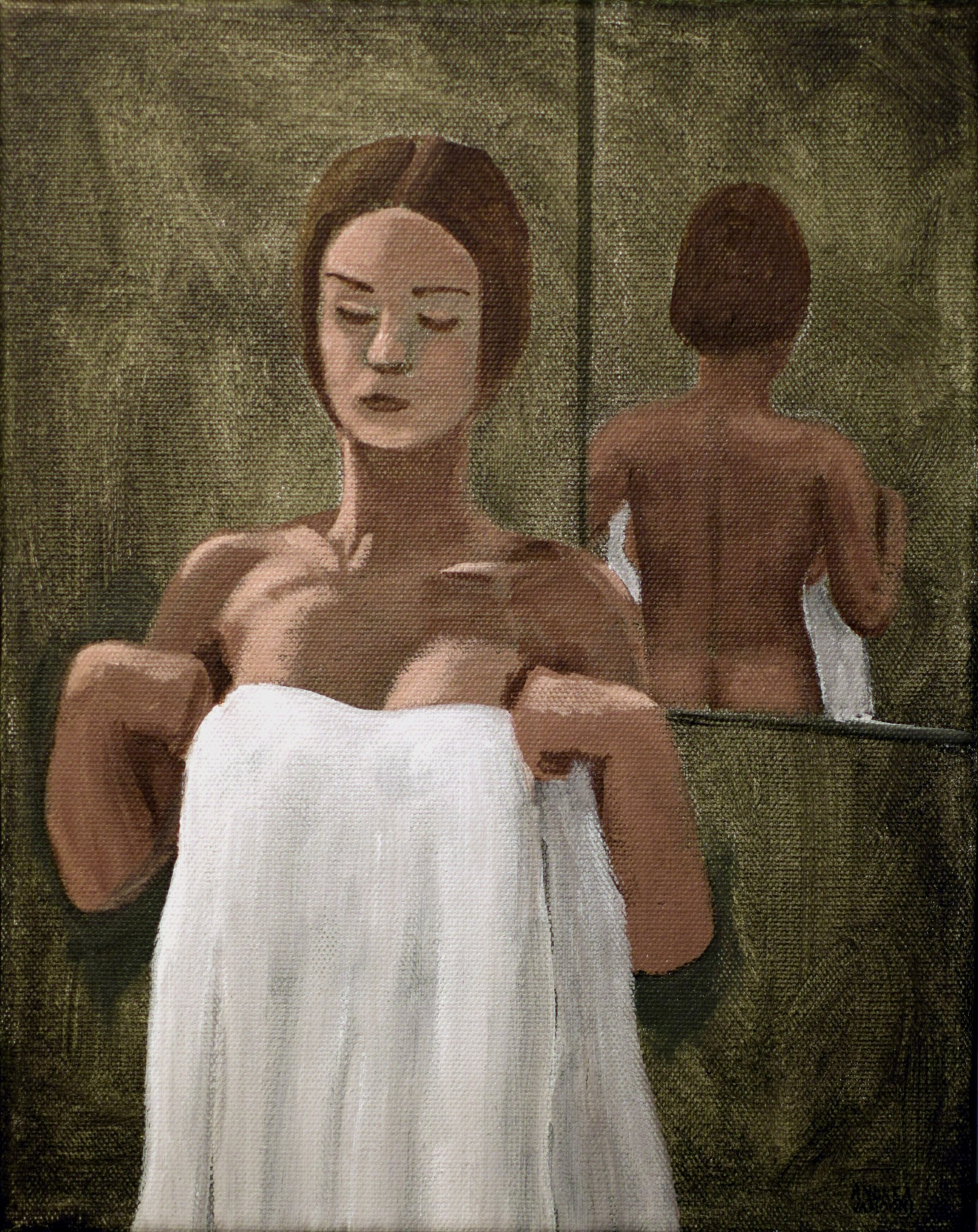 Andrea Vandoni - THE MIRROR