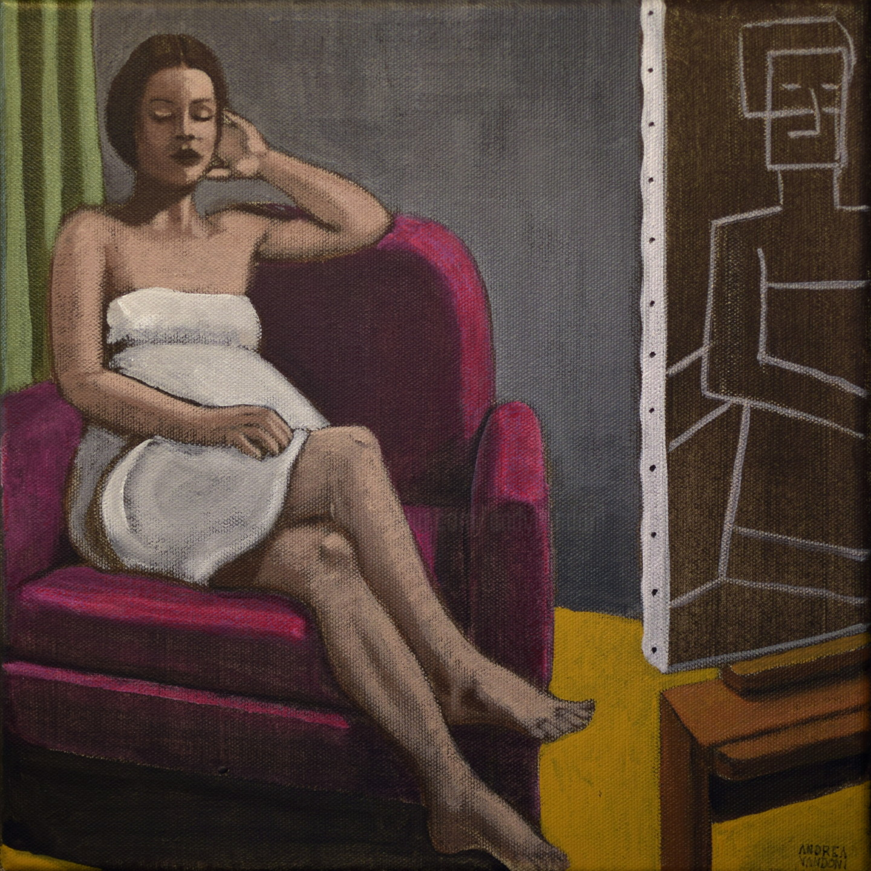 Andrea Vandoni - THE PORTRAIT