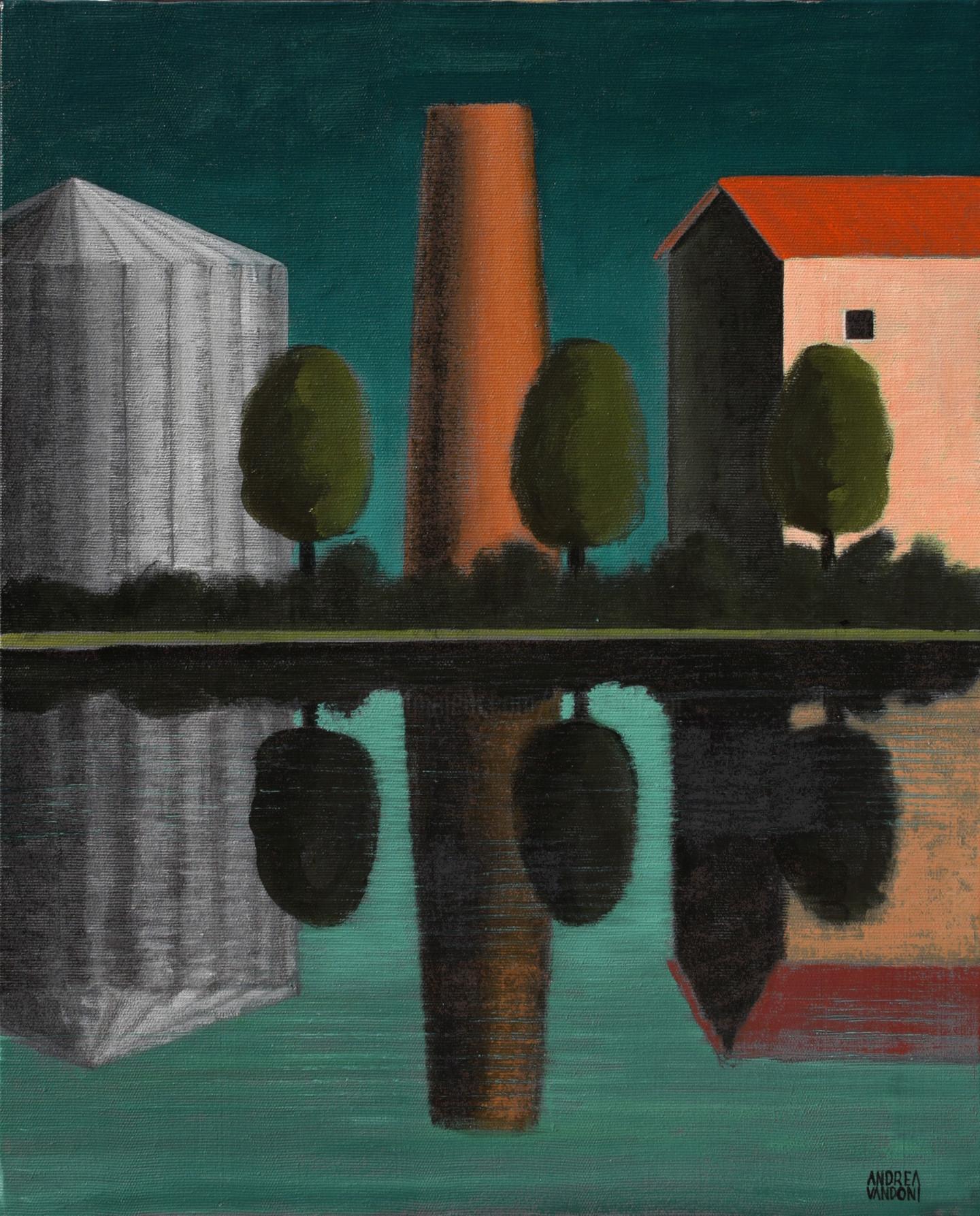 Andrea Vandoni - Italic Landscape - 2