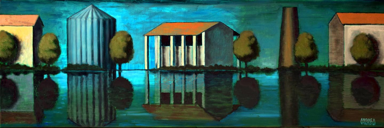 Andrea Vandoni - Recomposition of a Landscape