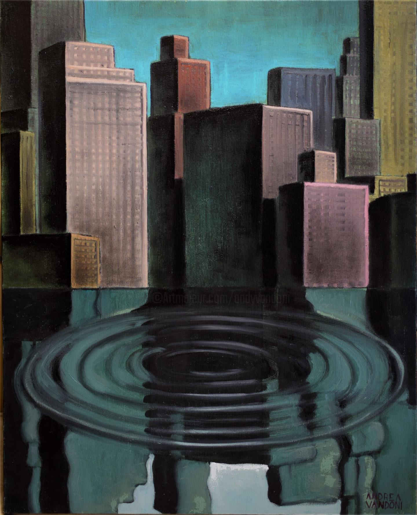Andrea Vandoni - American Waterscape