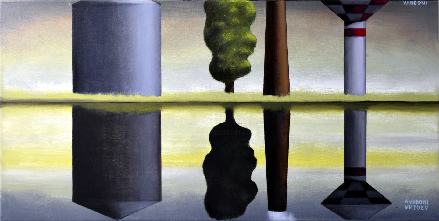 Andrea Vandoni - Complete Only In The Reflection