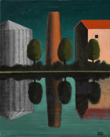 Italic Landscape - 2